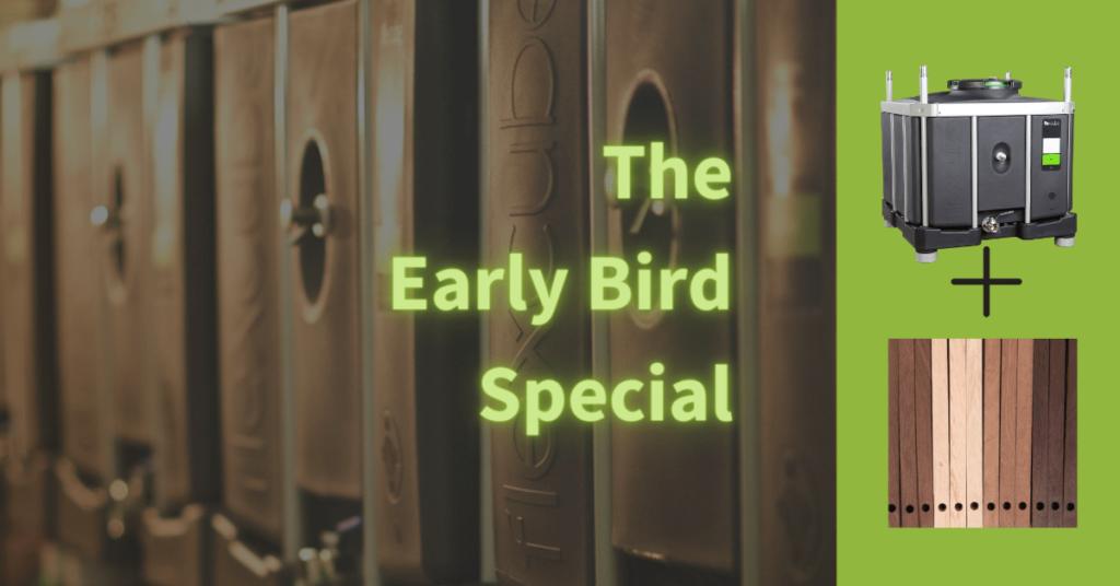 Flexcube The Early Bird Special